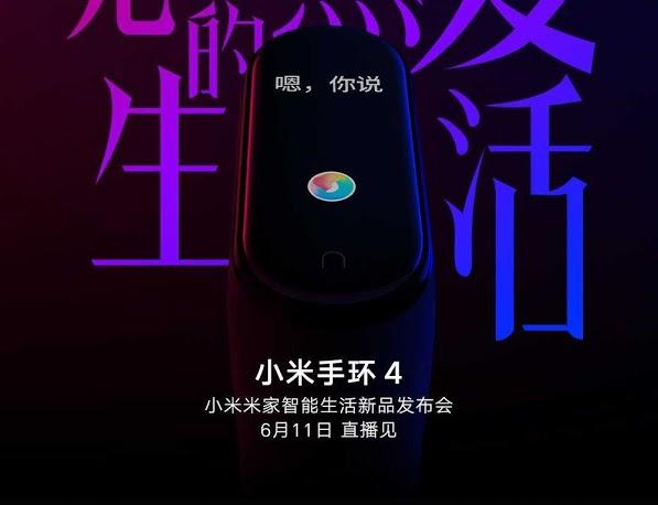 Érkezik a Xiaomi Mi Band 4