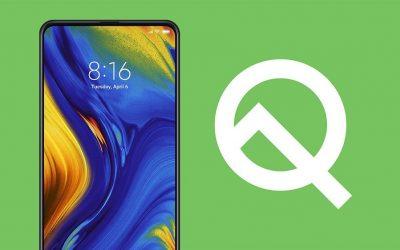 Legalább 13 Xiaomi eszköz kapja meg az Android Q rendszerfrissítést.