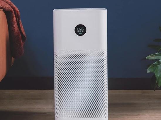 A Xiaomi MIJIA Air Purifier 3 továbbfejlesztett funkciókkal.