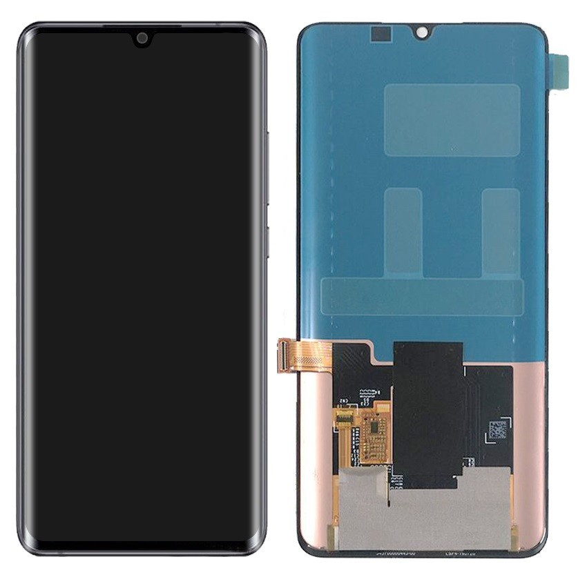 Xiaomi mi note 10 kijelző csere