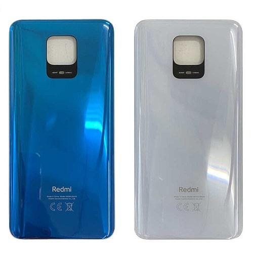 Redmi Note 9S hátlap csere
