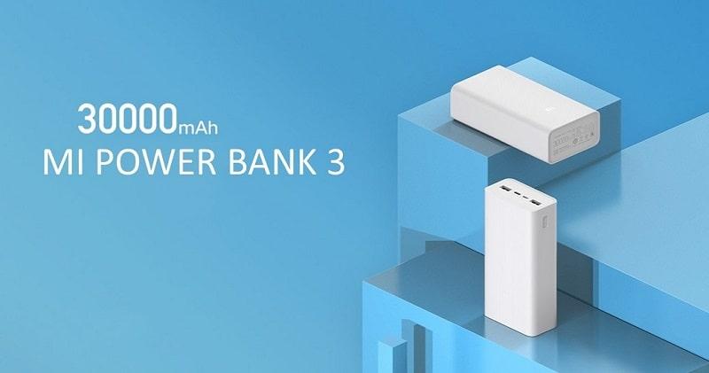 Xiaomi Mi Powebank 3