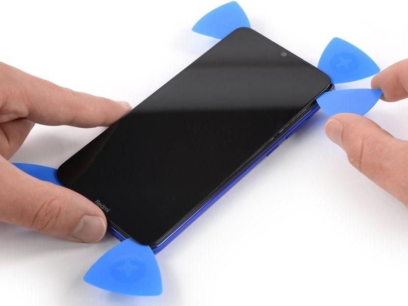 Redmi Note 8T kijelző csere
