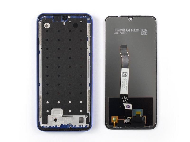 Nemcsak olcsó, hanem jól javítható is a Xiaomi Redmi Note 8T
