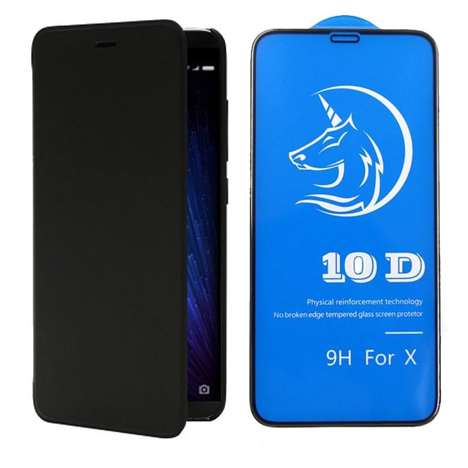 Xiaomi Fekete Flip Telefontok-min
