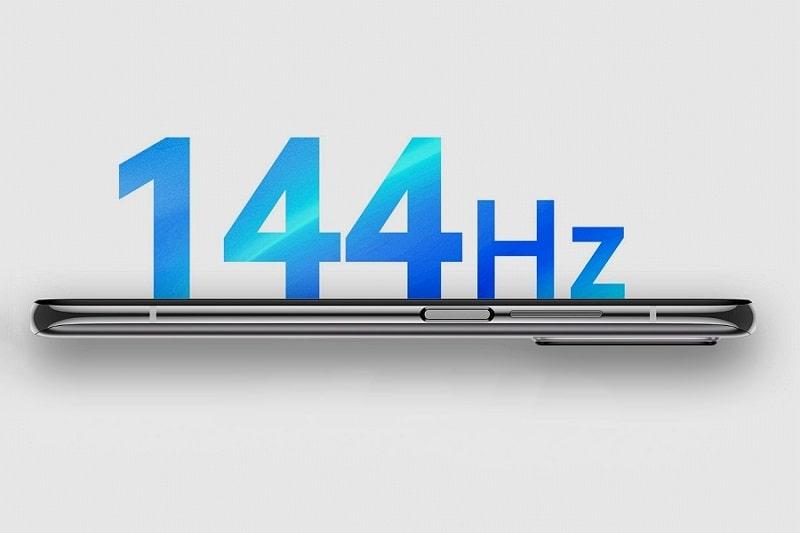 Xiaomi Mi 10T 144 Hz kijelző
