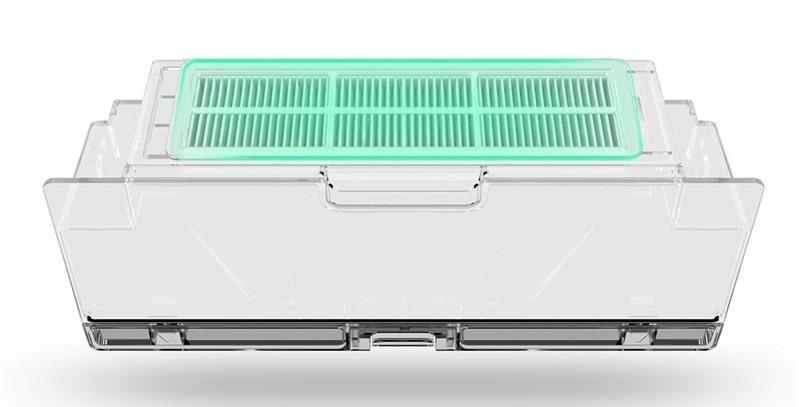 Xiaomi robotporszívókban a HEPA filter